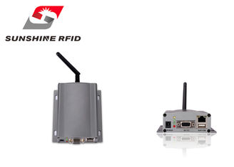 China Omni Directional 2.45GHz Active UHF RFID Reader With SDK / 100 Meters Read Distance supplier
