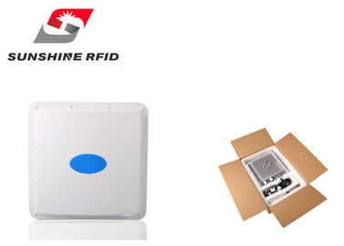 China Communication Interface 2.45 Ghz RFID Reader Access Control For Vehicle Management supplier