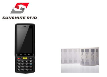 China Android RFID Application Handheld RFID Reader Long Range 3~5m Reading Distance supplier