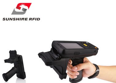 China WINCE6.0 System Passive RFID Reader Writer For Logistics / Stock Control System supplier