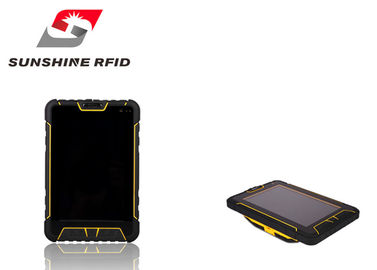 China R2000 Sensor Rfid Desktop Reader , Long Distance Rfid Reader Handheld With 1d / 2d Barcode supplier