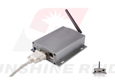 China Omni Directional Active RFID Reader Bluetooth For Personnel Management supplier