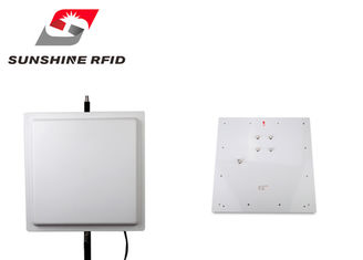 China Adjustable Code Frequency Integrated RFID Reader For Vehicle System 14M Distance supplier
