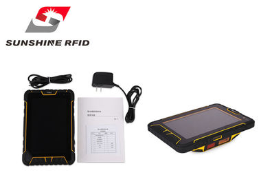 China 7 Inch Multi Touch Screen PC Android RFID Reader CE / ROSH Certification supplier