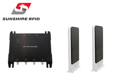 China RS232 RS485 RFID Reader Access Control , UHF Passive RFID Reader 1 Meter Range supplier