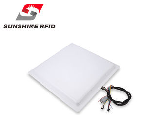 China Professional Car RFID Reader Long Range / Rs232 Gen2 RFID Integrated Reader supplier