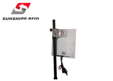China Ultra High Frequency RFID Reader , Fixed RFID Reader RS232 / RS485 / TCP / IP Interface supplier