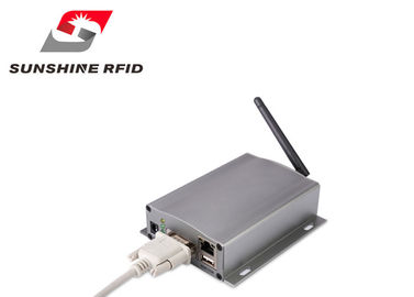 China Multi Function 2.45 Ghz RFID Reader RS232 Ethernet For School Management supplier