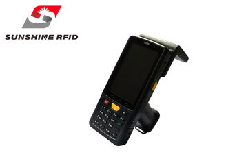 China Android OS System Android RFID Reader Portable For Inventory Management supplier