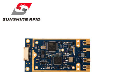 China Students Management 4 Port RFID Reader Module With Free Demo / SDK supplier
