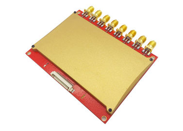 China 860-960MHZ UHF RFID Module With 8 Port And 10 Meters Read Distance supplier
