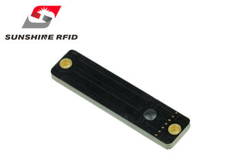 China Read And Write Rfid Metal Tag For Warehouse Application , Alien H3 / Impinj M4 Chip supplier