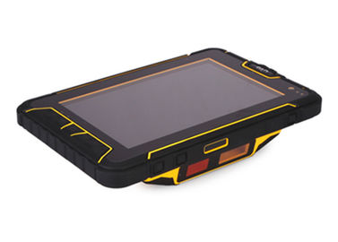 China IP67 Waterproof Android Tablet PC Industrial UHF RFID Handheld Reader Support GPS supplier