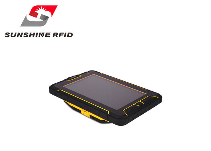 China Long Distance RFID Reader Tablet , Wifi RFID Reader With Android 5.1 System factory