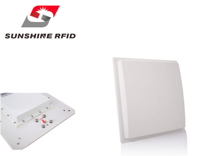 China ISO18000-6C IP65 Bluetooth UHF RFID Reader Long Range With Free Demo / SDK factory