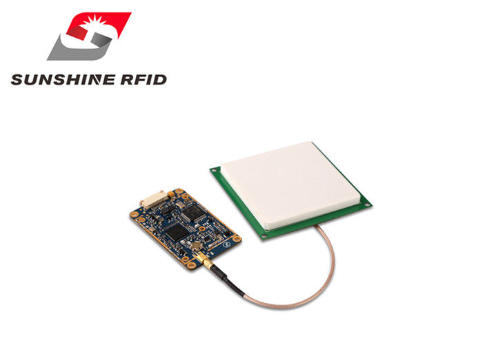 High Precision 840-860Mhz UHF RFID Reader Access Control CE / ROSH Approved supplier