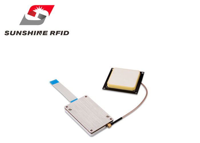 China 840 - 860Mhz UHF RFID Reader Module For High Challenging RFID Application Environment factory