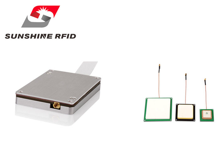 Portable RFID Reader Small Size , RFID Tag Reader Writer ISO 18000-6C Protocol supplier