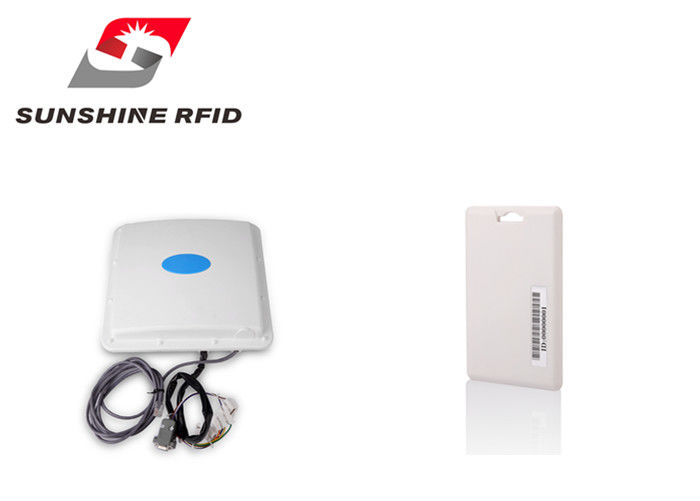 IP67 Rating Waterproof 2 45 Ghz RFID Reader Access Control