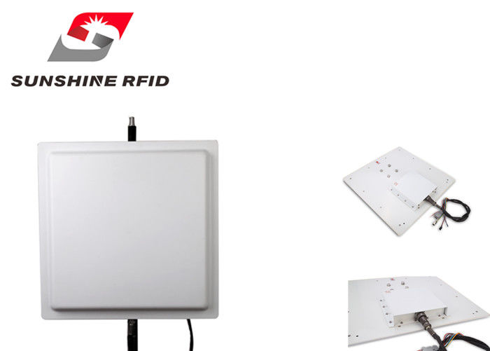 Portable Programming RFID Reader Long Distance 12 Dbi Antenna For Parking