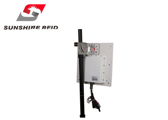 Ultra High Frequency RFID Reader , Fixed RFID Reader RS232 / RS485 / TCP / IP Interface