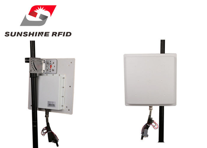 CE / ROSH Approved Integrated RFID Reader Long Distance For Challenging Environment