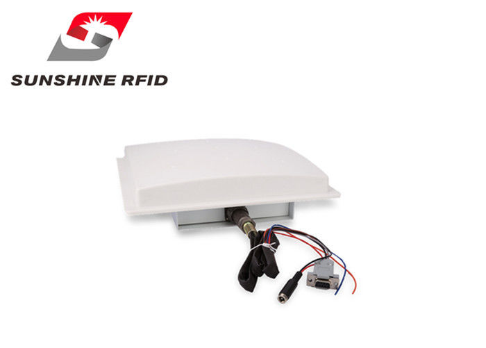 China Parking System Integrated RFID Reader 115200bps Interface Communication Rate factory