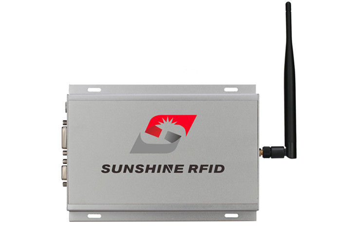 Long Distance Rfid Reader 2.45 Ghz RFID Reader RS232 RS485 Wiegand 26 / 34