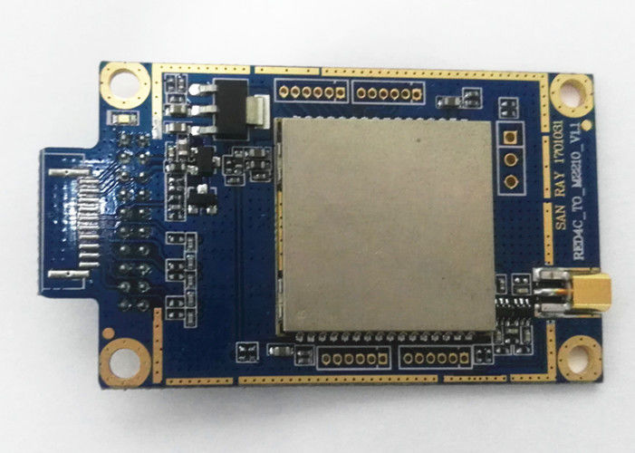 China 500mA Uhf Rfid Card Reader Module For Short Distance And Low Lost factory