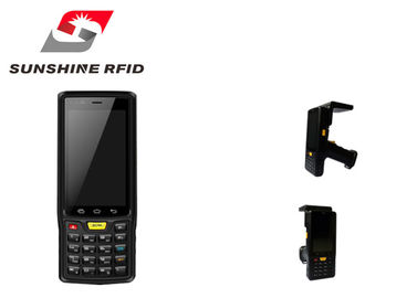 Warehousing Management Handheld UHF RFID Reader Android 4.4 System / GPS