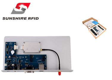 Single Port Long Distance RFID Reader Writer Compact Design Multi Purpose