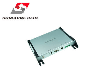 Long Distance RFID Multi Reader , Four Port RFID Reader Multiple Tags With Impinj Module