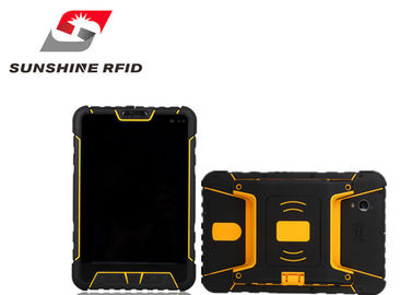 Fully Rugged RFID Reader Tablet Waterproof RFID Reader Portable 7 Inch LCD Screen