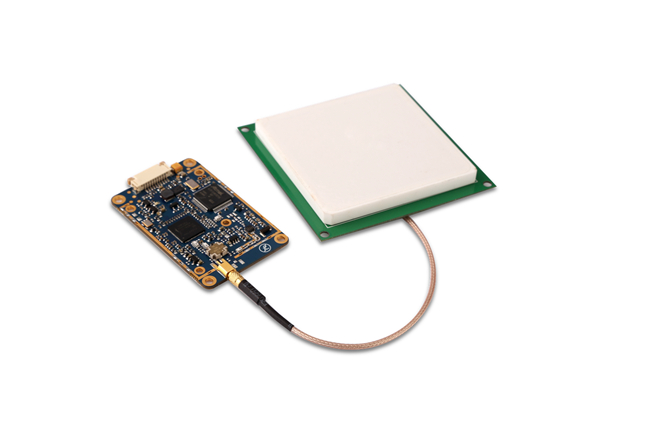 Uhf Rfid Long Range Module With One Port RS232 And RJ45 , RSSI Support