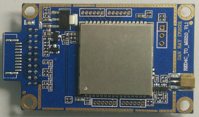 500mA Uhf Rfid Card Reader Module For Short Distance And Low Lost